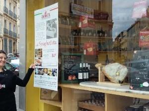 Tous les mardis chez ZIA CONCETTA rue Pierre dupré c'est la Spaghettata!