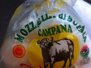 Mozzarella di bufala en bocconcini 250g