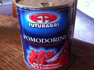 Pomodorini 100% pomodoro italiano 800g