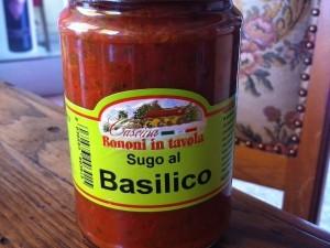 Sauce tomates cuisin�es Bononi grand format
