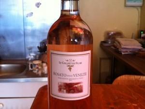 Vin rosé, Rosato delle Venezia