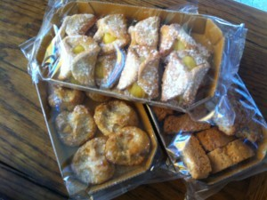 biscuits toscans