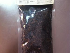 Riz Noir Vénus, riz complet naturel italien
