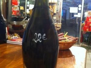 Prosecco Treviso D.O.C, vin blanc pétillant peu sucré