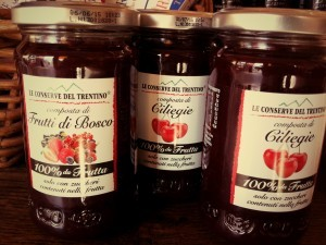 CONFITURE ITALIENNE
