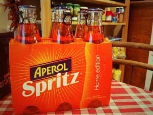 Aperol Spritz Cocktail 3 bouteilles