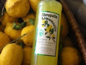 Akropolis limoncello recette artisanale 70cl