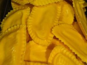 GranRavioli Ricotta et citron