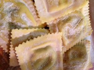 Pates fraiches, GranRavioli truffe noire