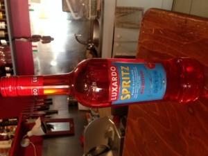 Spritz Luxardo épicerie Zia Concetta