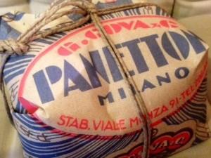 Panetone Cova Tradiotionnel qualité superieure Origine Milan