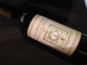 Vin blanc sec