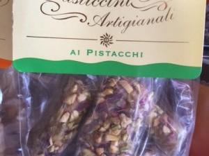 Gâteaux Siciliens, tendres pistache, noisette ou amande