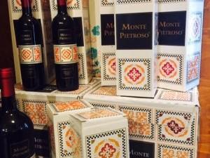 MONTE PIETROSO promo exeptionnelle vino rosso di Sicilia